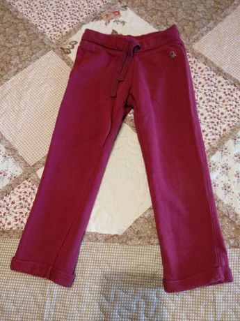 Брюки, штаны Benetton, р.100 хлопок cotton штани бавовна плотные