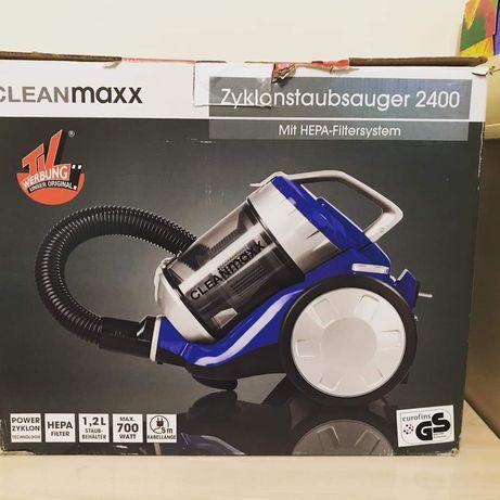 Безмешковый пылесос из Германии. Cleanmaxx 2400. Без предоплат