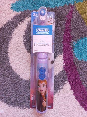 Зубна електрощітка з США