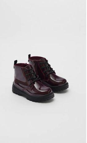 Ботинки Zara 24р