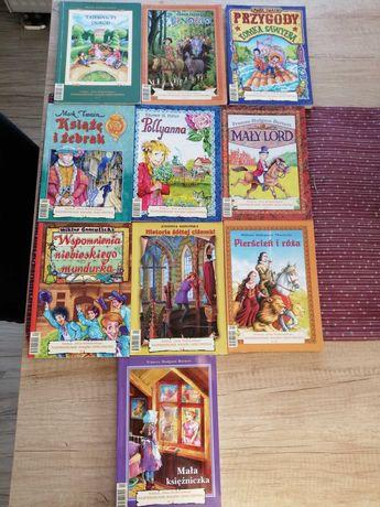 Kolekcja Głosu Wielkopolskiego najpiękniejsze książki dzieciństwa 10