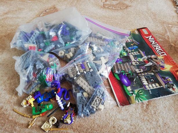 Klocki Lego Wężowe Wrota