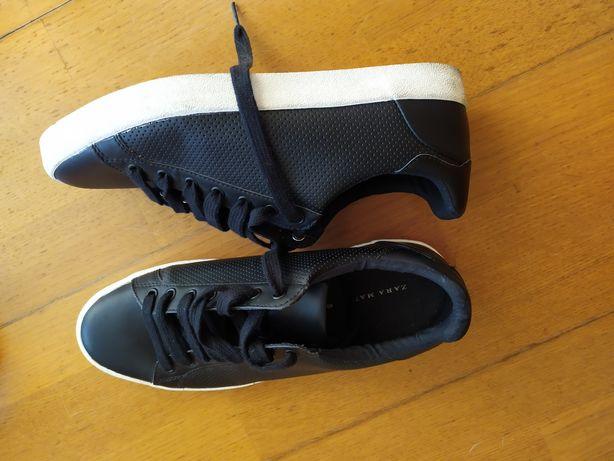 Sapato preto como novo