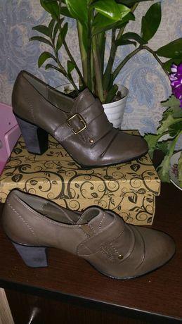 Продам новые женские ботильоны,туфли