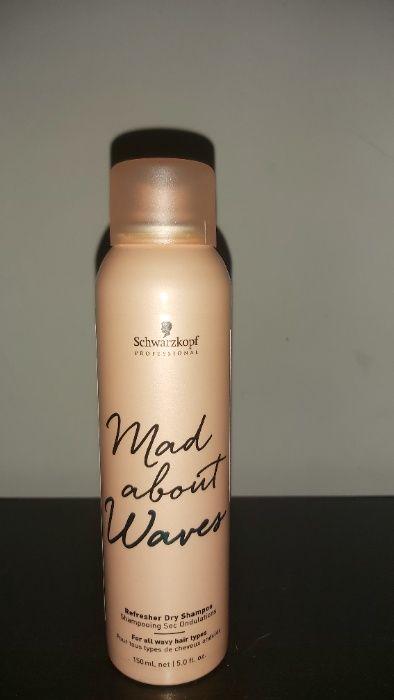 Mad About Waves SCHWARZKOPF suchy szampon 150ml Paniówki - image 1