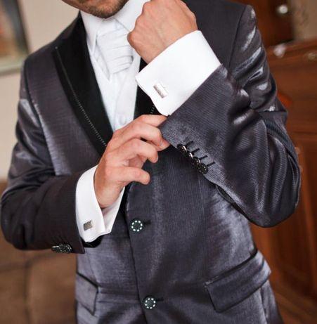 Garnitur ślubny na wesele Paco Romano