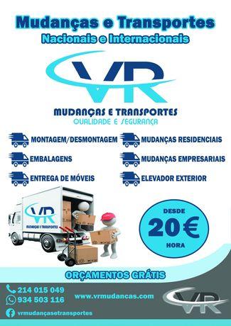 VR Mudanças e Transportes-LF