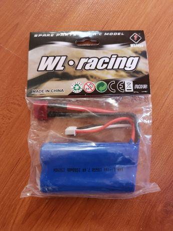 Bateria RC 2S 7,4V 1500mah Original Wltoys 12428 ou 12429 ou 12404etc