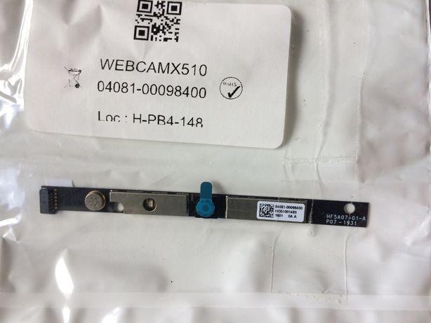 Câmara USB2.0 VGA UVC Asus S510