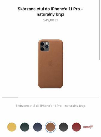 oryginalne etui Iphone 11pro