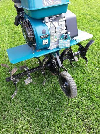 Glebogryzarka, maszyna do zakładania trawników- wynajem