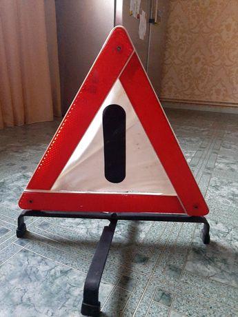 Аварійні знаки різні