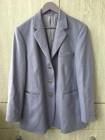 Пиджак шерсть 56р