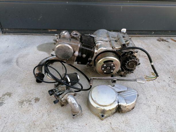 Silnik 125ccm cross quad junak romet 139FMB