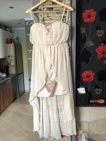 Sukienka ślub wesele bal