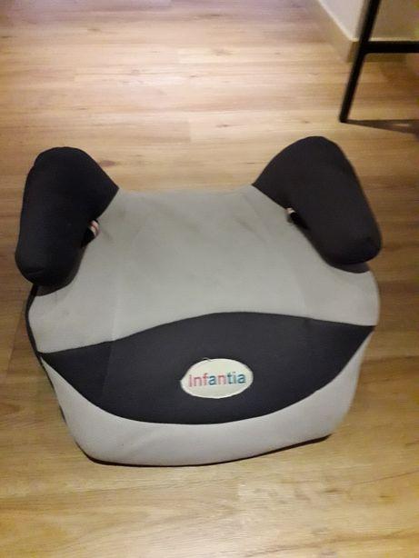 Cadeira auto grupo 2-3 infantia