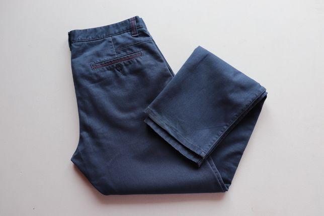 Spodnie męskie chinosy STANLEY W32 L34. Stan bardzo dobry.