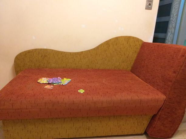 Łóżko tapczan fotel