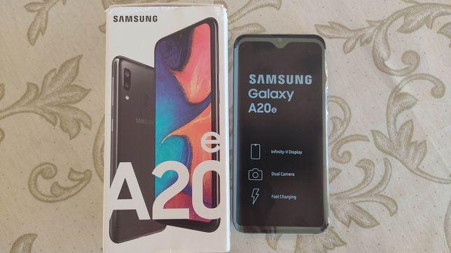 Samsung A20e novo (garantia 2 anos)