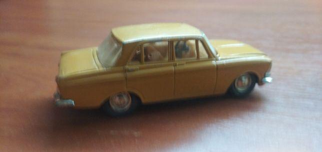 Модель авто Москвич 412 СССР 1:43