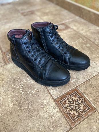 Ботинки, кеды зимние