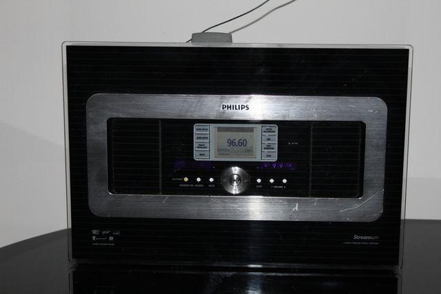 PHILIPS Radioodbiornik FM bezprzewodowa stacja muzyczna Wysyłka