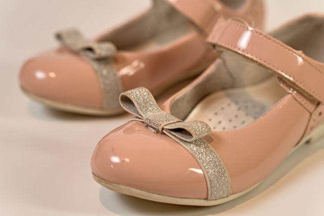 Детские лаковые туфли Bistfor Kids. 29 размер