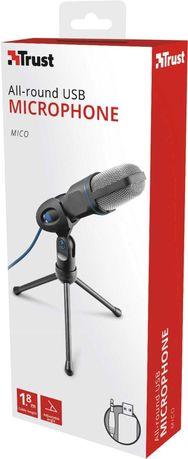 Mikrofon Gamingowy TRUST Mico 23790