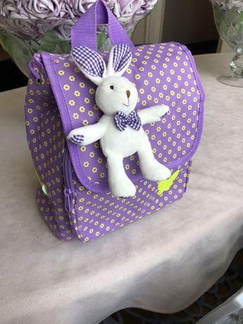Милый рюкзачок  для маленькой модницы