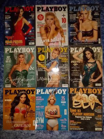 Эротические журналы Playboy