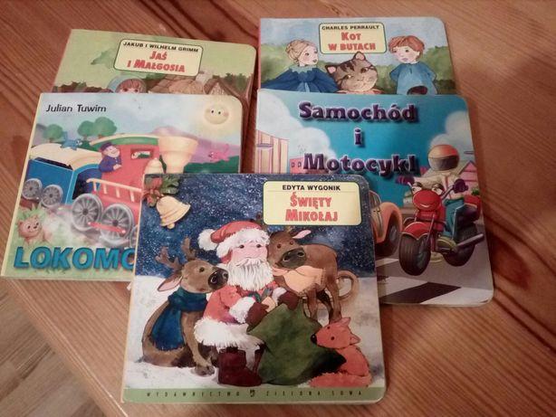 Książeczki dla maluchów, książka dla najmłodszych