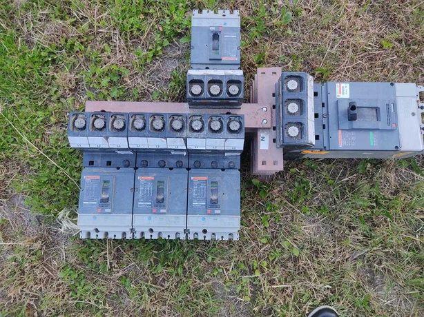 MERLIN GERIN wyłącznik mocy COMPACT NS400N , NS100