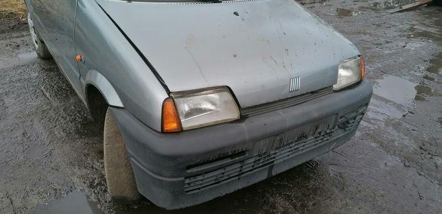 Fiat Cinquecento lampy przód L+P + kierunki