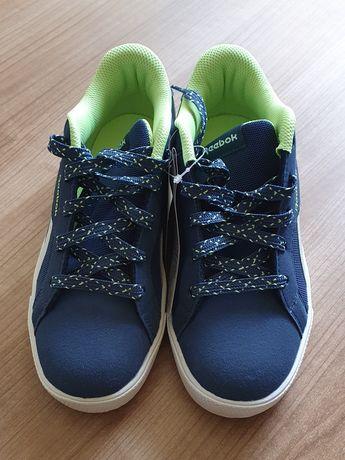 Buty młodzieżowe chłopięce Reebok Royal Comp CN0163 r. 34,5