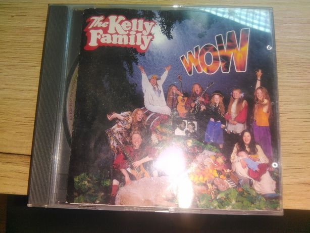 The Kelly Family - WOW CD