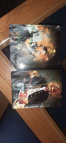 Posters rock Linkin Park / Nirvana / Kurt Cobain / Chester