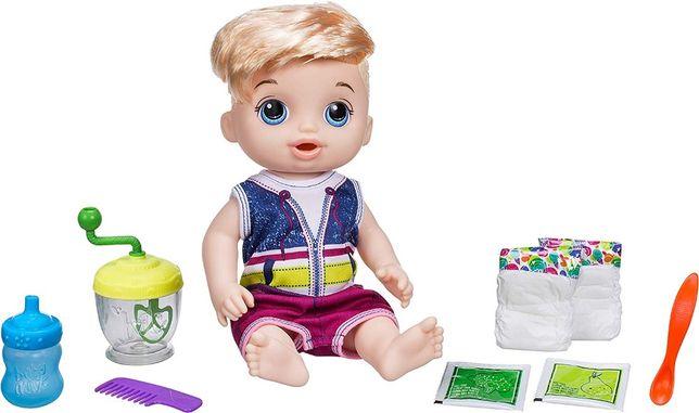 Набор кукла пупс мальчик Беби Элайв с игрушечным блендером Baby Alive