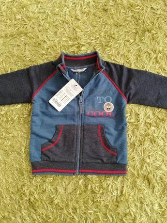 bluza chłopięca r.92 NOWA Coccodrillo