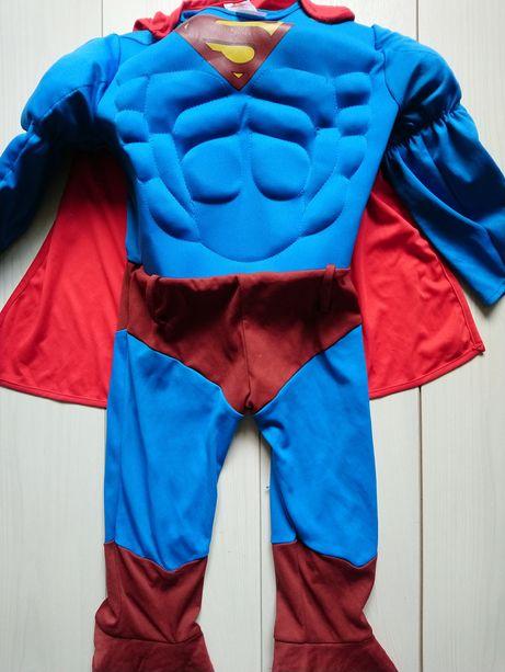 Супермен Superman на 3-4 роки