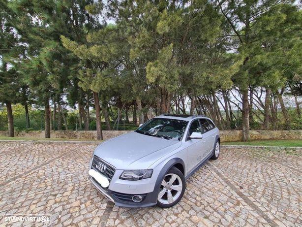 Audi A4 Allroad 2.0 TFSi quattro Exclusive S-tronic