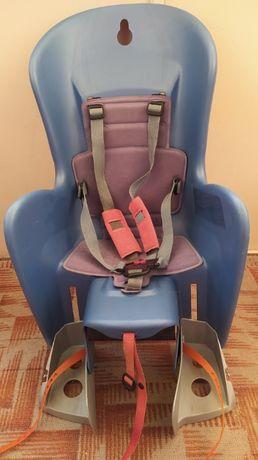 Крісло дитяче велосипедне Polisport/ велосипедное кресло