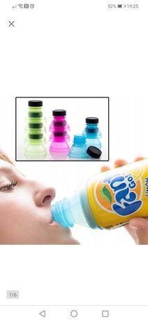 Nakładka na napój w puszce
