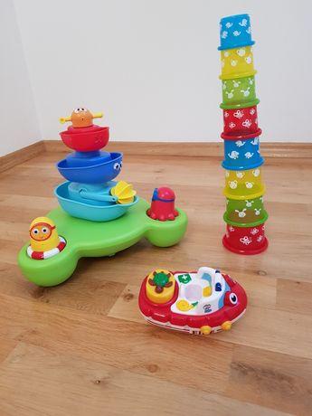 Zabawki do wody dla dziecka