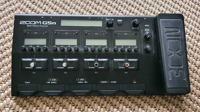 Zoom G5n multiefekt gitarowy