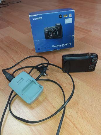 Aparat Canon SX 260 HS
