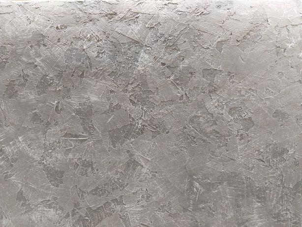 Фотофон 60×60 под бетон, кирпич. На деревянной основе.