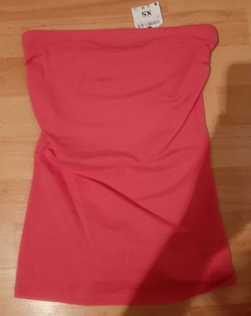 Bluzka różowa  tuba xs