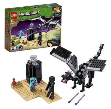Lego Minecraft Лего Майнкрафт оригінал