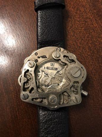 Relógio Wrist Designer Watch Made of Watch Parts by Pino