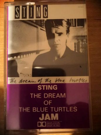 Sting The dream of the blue Turtles